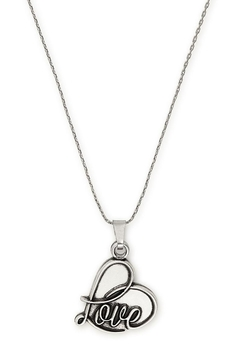 Alex and Ani Love Expandable Necklace - Product List Image