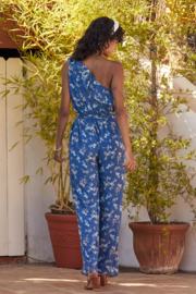 Sadie & Sage LOVE FIELD JUMPSUIT - Front full body