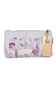 Papaya Art LOVE GARDEN SMALL POUCH - Front cropped