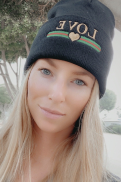 Shoptiques Product: Love Gucci Beanie
