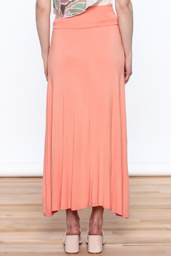 Love in  Creamsicle Maxi Skirt - Alternate List Image