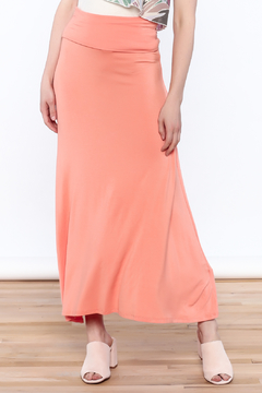 Love in  Creamsicle Maxi Skirt - Product List Image