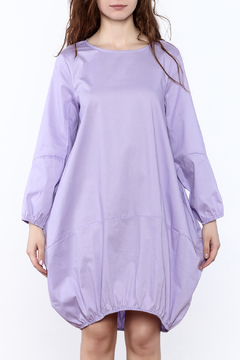 Love in  Lavender Bubble Dress - Product List Image