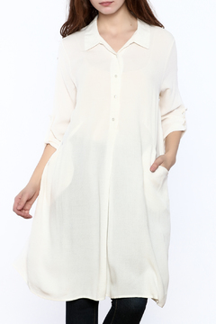 Love in  Linen Gauze Tunic - Product List Image