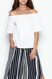 Love in  Off Shoulder Top - Front cropped