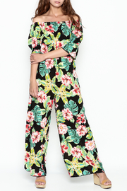 Love in  Tropical Jumpsuit - Product Mini Image