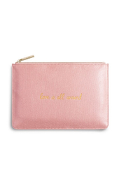 Katie Loxton Love is All Around Perfect Pouch - Product Mini Image