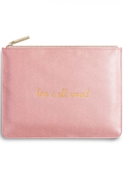 Katie Loxton Love Is All Around Pouch - Product Mini Image