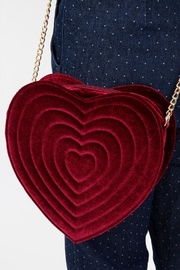 Vintage & Retro Handbags, Purses, Wallets, Bags Love-Is-Love Crossbody Bag $39.00 AT vintagedancer.com