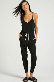 N: Philanthropy Love Jumpsuit Black - Product Mini Image