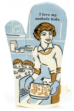 Shoptiques Product: Love Kids Ovenmitt