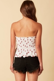 Cotton Candy Love Letter Top - Side cropped