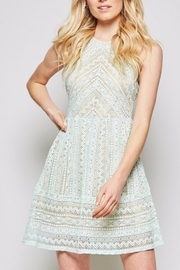 Andree by Unit Love Letters Dress - Product Mini Image
