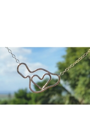 Maui Ocean Jewelry Love Maui Necklace - 14K Gold Filled - Product Mini Image