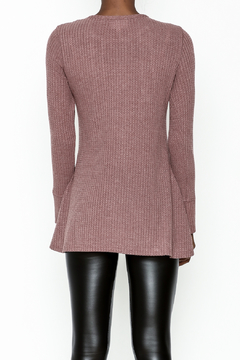 Love Mauve Lace Top - Alternate List Image