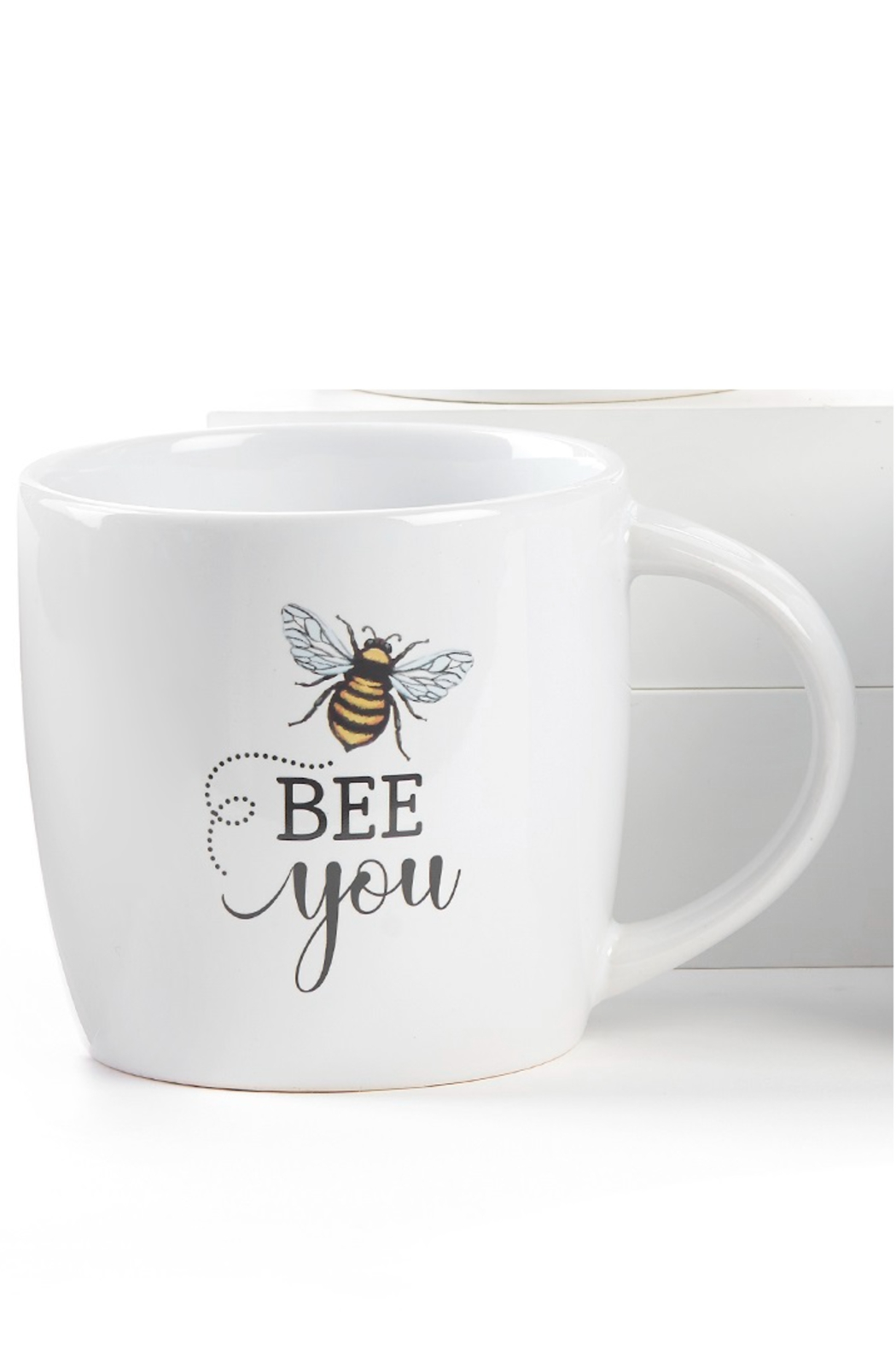 Giftcraft Inc.  Love Me Bee cups - Front Cropped Image