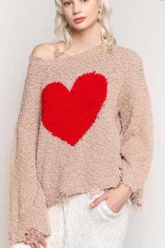 POL Love Me Sweater - Product List Image