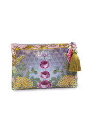 PAPAYA! Love Multiplies Large Pouch - Product Mini Image