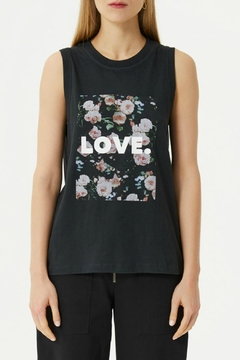 Rebecca Minkoff Love Muscle Tee - Product List Image