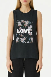 Rebecca Minkoff Love Muscle Tee - Product Mini Image