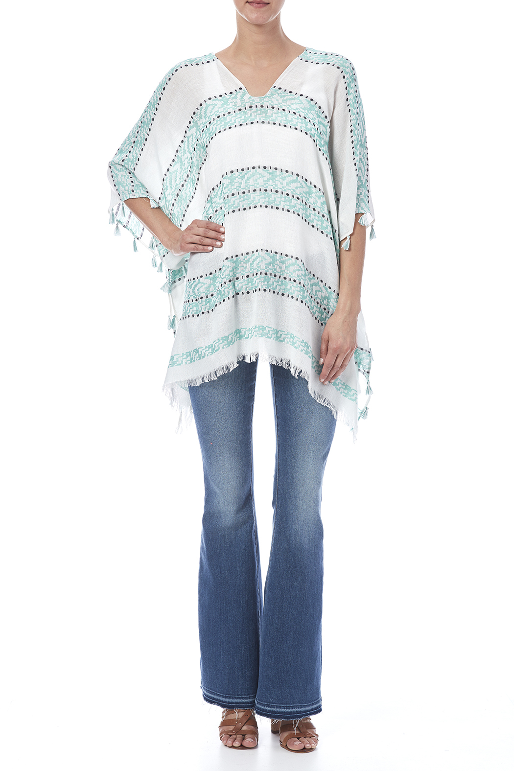 Love Of Fashion Striped Cover Up From New Jersey By Gifted