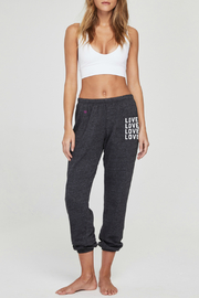 SPIRITUAL GANGSTER Love Perfect Sweatpant - Product Mini Image