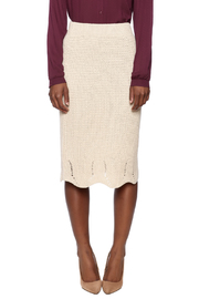 LoveRiche Knit Skirt - Side cropped