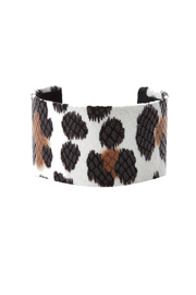 Love's Hangover Creations Animal Print Cuff - Product Mini Image