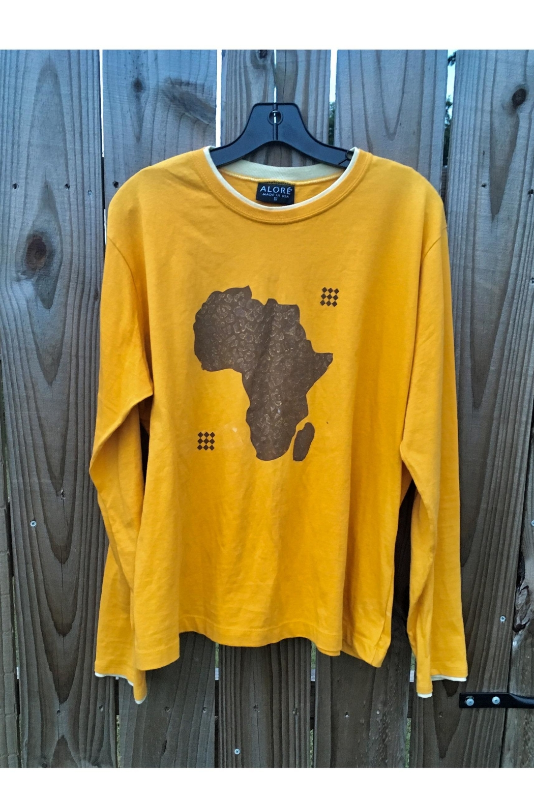 Love's Hangover Creations Africa T-Shirt - Main Image