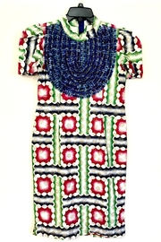 Love's Hangover Creations African Ankara Dress - Front cropped