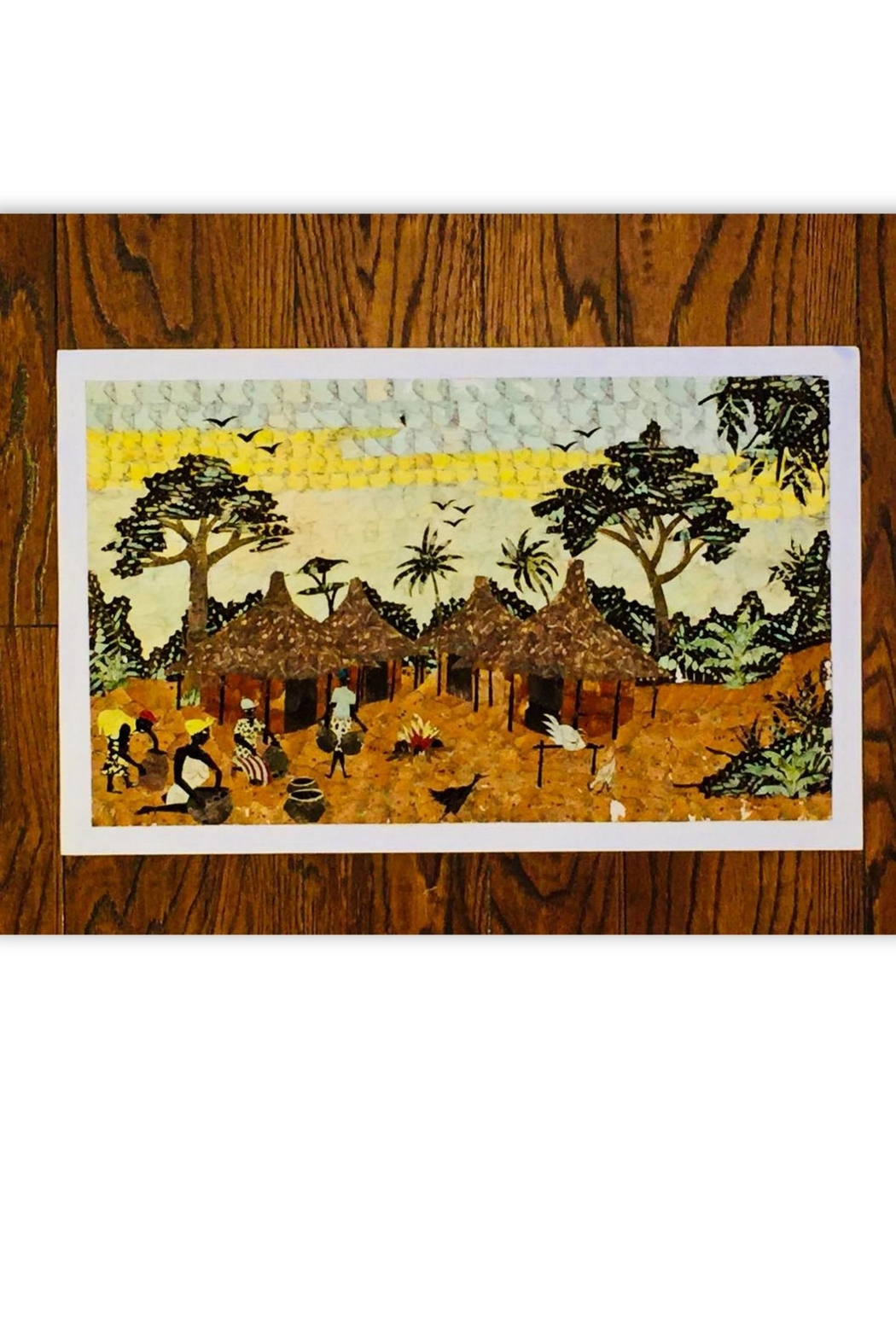 Love's Hangover Creations African Art Collection - Main Image