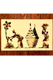 Love's Hangover Creations African Art Collection - Front cropped