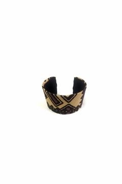Love's Hangover Creations African Batik Cuff - Product List Image