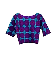 Love's Hangover Creations African Crop Top - Product Mini Image