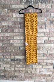 Love's Hangover Creations African Print Scarf - Front cropped