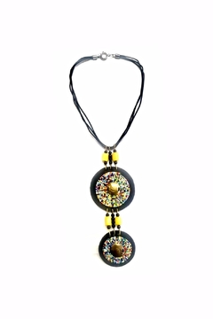 Love's Hangover Creations African Upcycled Necklace - Alternate List Image