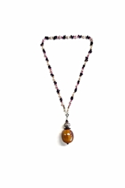 Love's Hangover Creations Amethyst Queen Necklace - Product Mini Image