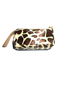 Love's Hangover Creations Animal-Print Makeup Pouch - Product List Image