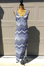 Love's Hangover Creations Animal Print Maxi - Front cropped