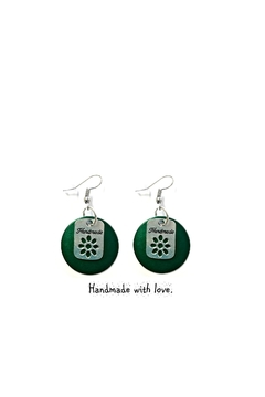 Love's Hangover Creations Blogger Earrings - Alternate List Image
