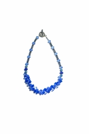 Love's Hangover Creations Blue Fantasy Necklace - Product Mini Image