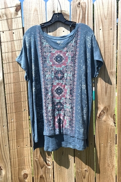 Love's Hangover Creations Boho High-Low Top - Product List Image