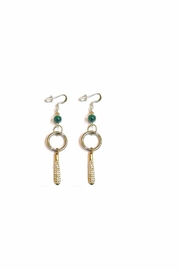 Love's Hangover Creations Bonzenga Earrings - Product Mini Image