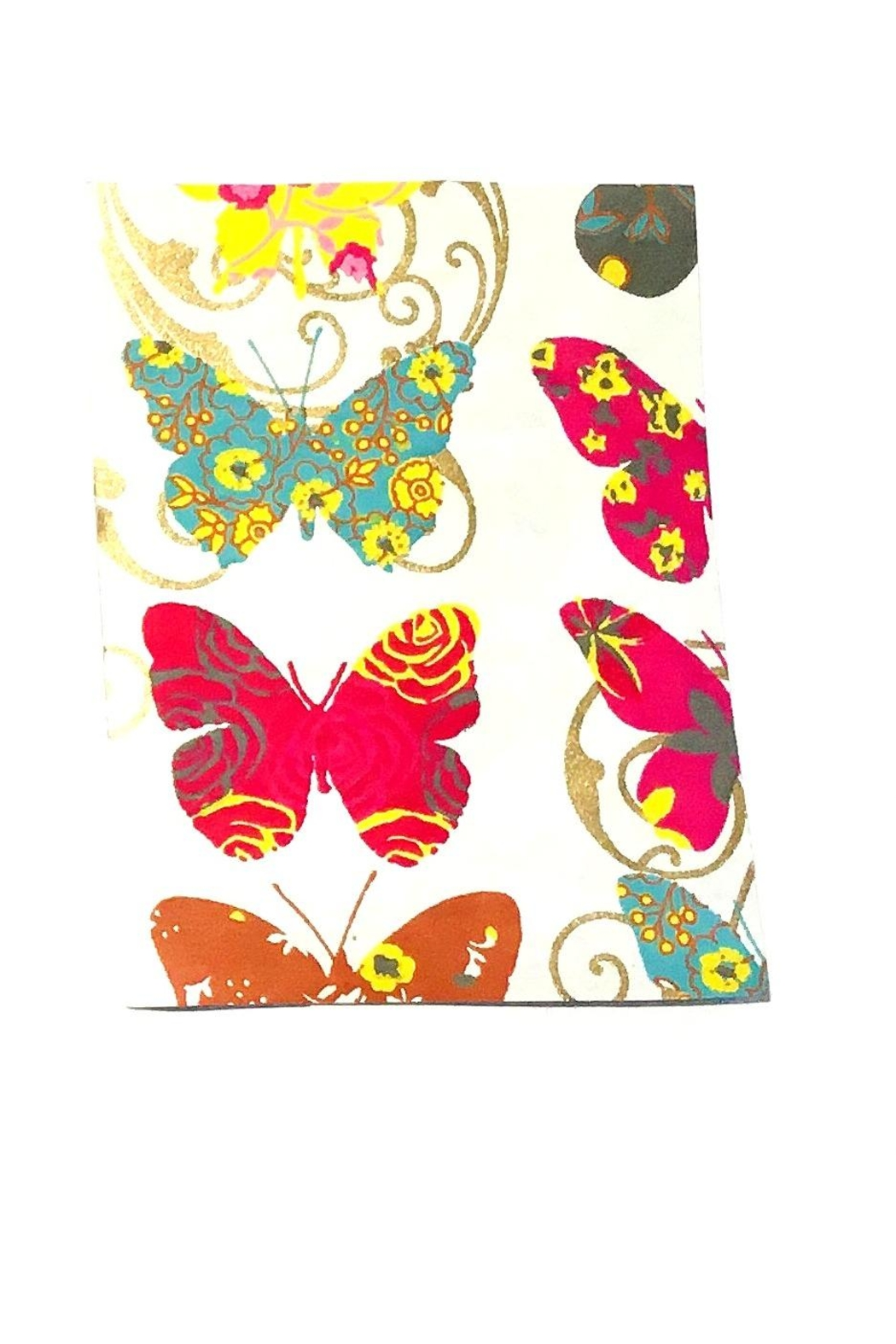 Love's Hangover Creations Butterfly Greeting Card - Main Image