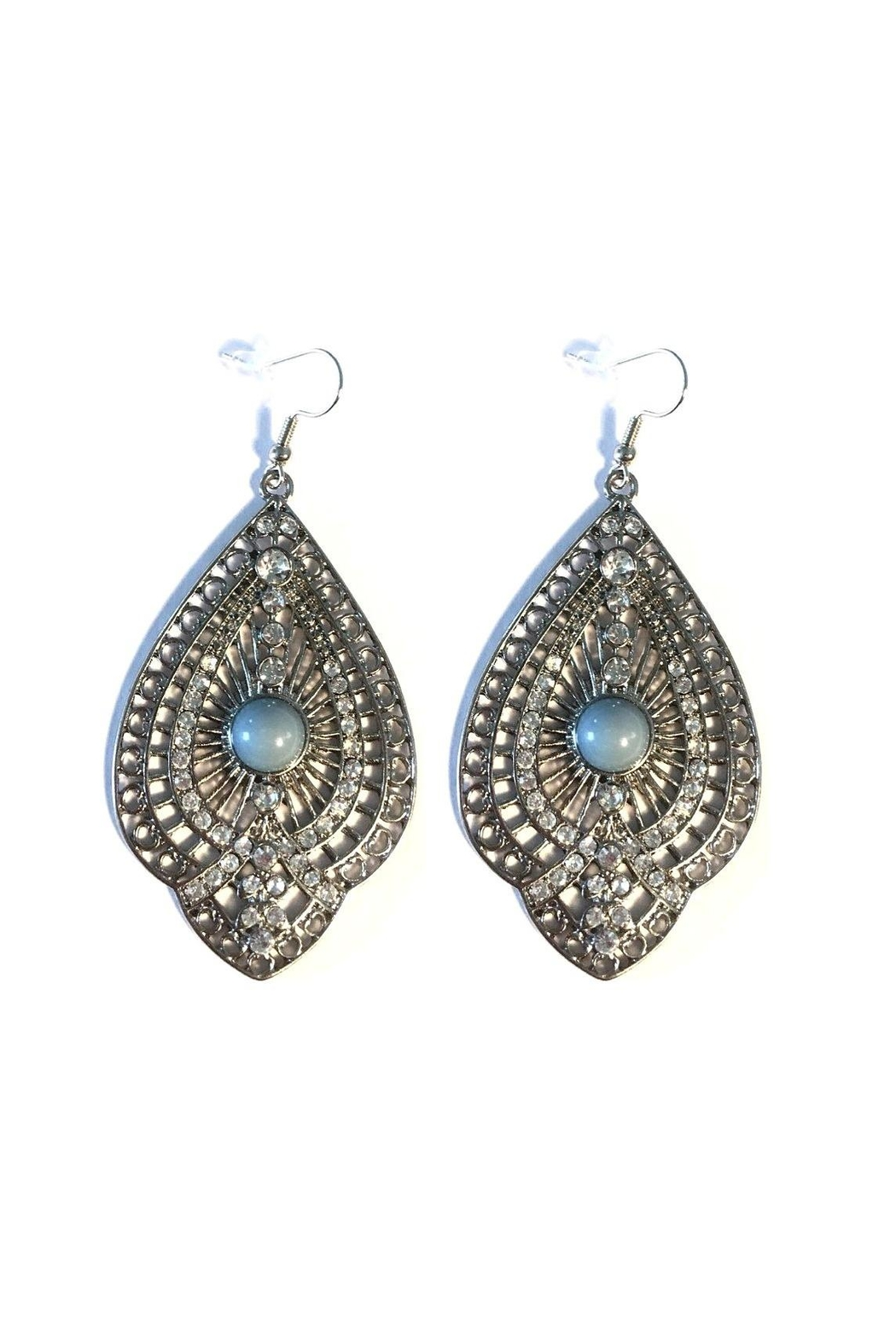 Love's Hangover Creations Chandelier Statement Earrings - Main Image