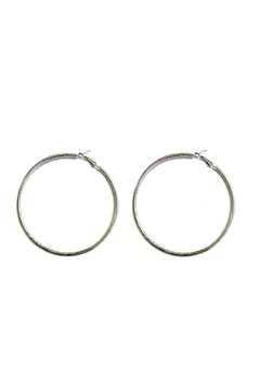 Love's Hangover Creations City Life Hoops Earrings - Product List Image