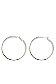 Love's Hangover Creations Raya Hoop Earrings - Product Mini Image