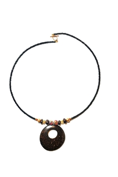 Love's Hangover Creations Coconut Husk Choker - Product List Image
