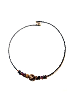 Love's Hangover Creations Animal Print Choker - Alternate List Image