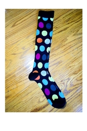 Love's Hangover Creations Compression Socks Spotted - Product Mini Image